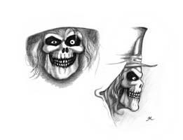 Hatbox Ghost Sketch by Captain-Halfbeard