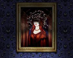 Gorgon Changing Portrait by Captain-Halfbeard