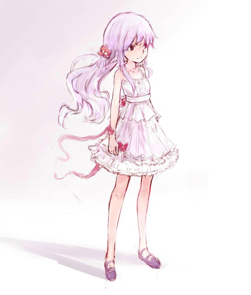 Airy (Original Character) by kareyare