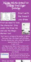 Manga Studio Tut - Toning by BeautifulParanoia