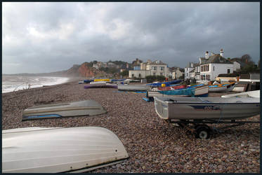 Budleigh Salterton by sags
