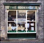 Bookshop with Washing by sags