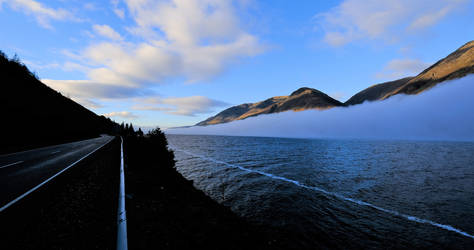 Loch Linnhe Lines by sags