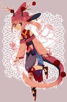 |c| rose boy by Yuko-n