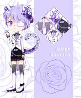 |flatsale-closed| Shy rose by Yuko-n