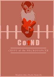 CotND Poster Card by Okamical