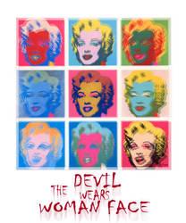The Devil wears woman face by ictenbey