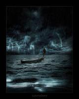 Storm of Black Sea by ictenbey