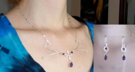 Mandi's Wedding Jewelry by GraceStudios