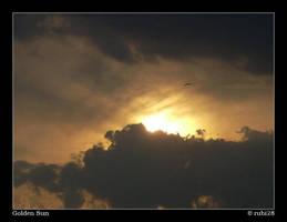 Golden Sun by rubi28