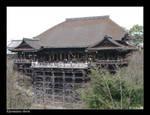 Kiyomizu-dera by rubi28