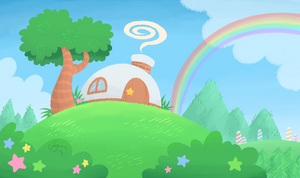 Kirby's House by Torkirby