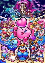 Kirby Star Allies by Torkirby