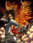 Flames of an Angel by crysiblu