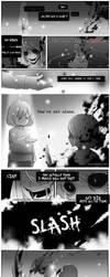 Undertale Comic : SAVE CHARA by maricaripan
