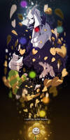 Undertale : I can't be Asriel forever + WIPS by maricaripan