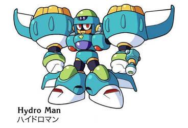 Hydro Man   SD by Eye-Ball-King
