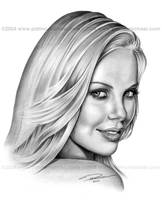 Charlize by pat-mcmichael