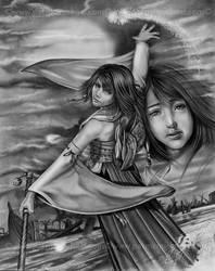 YUNA by pat-mcmichael