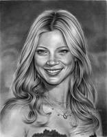 AMY SMART by pat-mcmichael