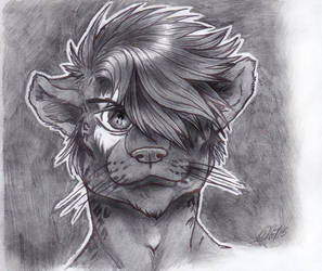 Kiranportrait by ashtinwolf