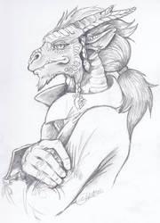 Drake by ashtinwolf