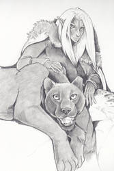Drizguen by ashtinwolf