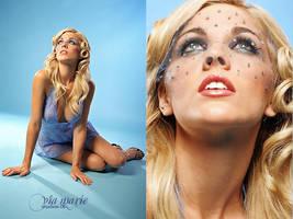 Kelly Blue2 by viamarie