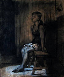 light by HeleneNekrashevich