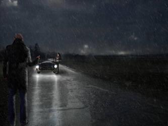 rainy-night by underline13