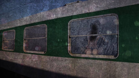train by underline13
