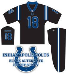 654c3dc19 Colts Black Alternate Jerseys by monkeybiziu on DeviantArt
