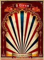 Circus Poster by Nullaufein