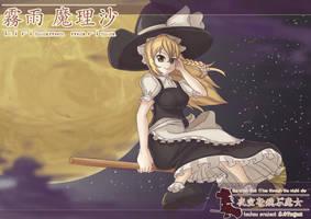Kirisame Marisa by animao89