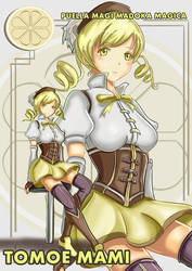 Tomoe Mami by animao89