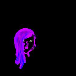 girl by voronmenia