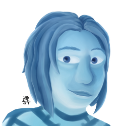 Cortana by PikachuJenn