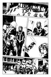 Secret Avengers #7 p. 16 by BrianThies