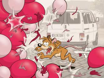 Rat At Work - reworked by SierraRomeo