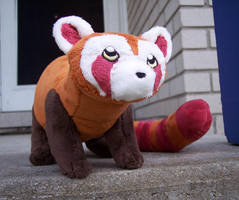 Pabu Plush by Zenity