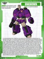 Gladiator Armor tech specs by Tf-SeedsOfDeception