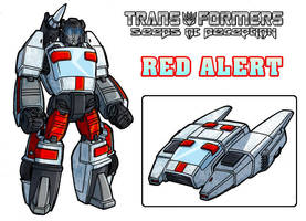 Art for Red Alert by Tf-SeedsOfDeception