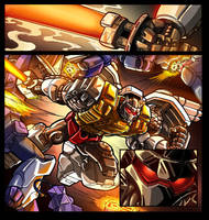 The Wrath Of Grimlock - bonus by Tf-SeedsOfDeception