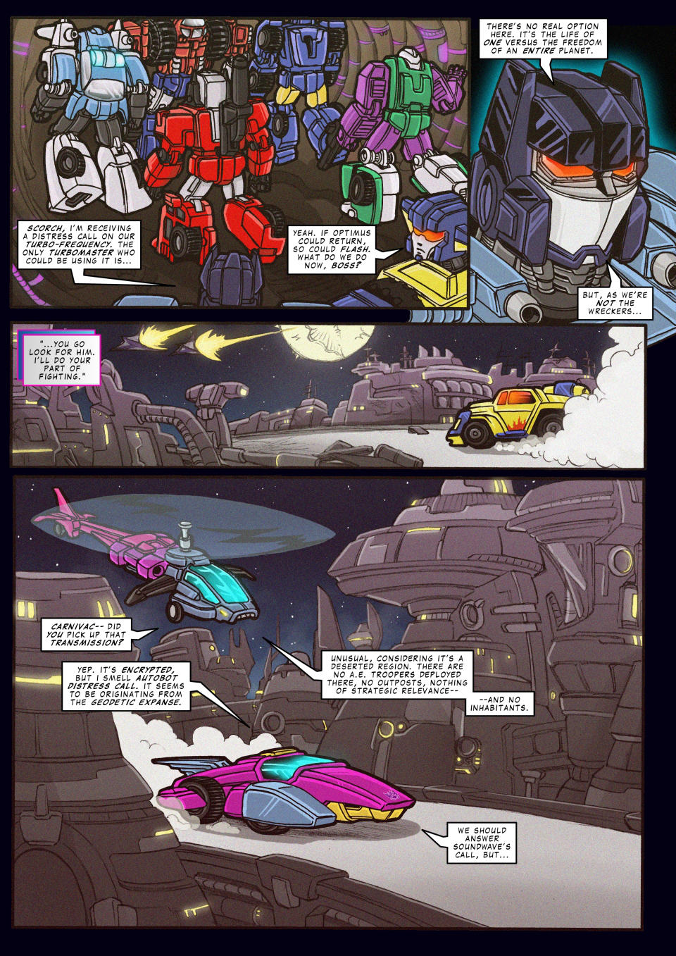 Wrath of the Ages 6 - page 8 by Tf-SeedsOfDeception