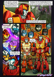 The Transformers: Magnificent Crisis - page 11 by Tf-SeedsOfDeception