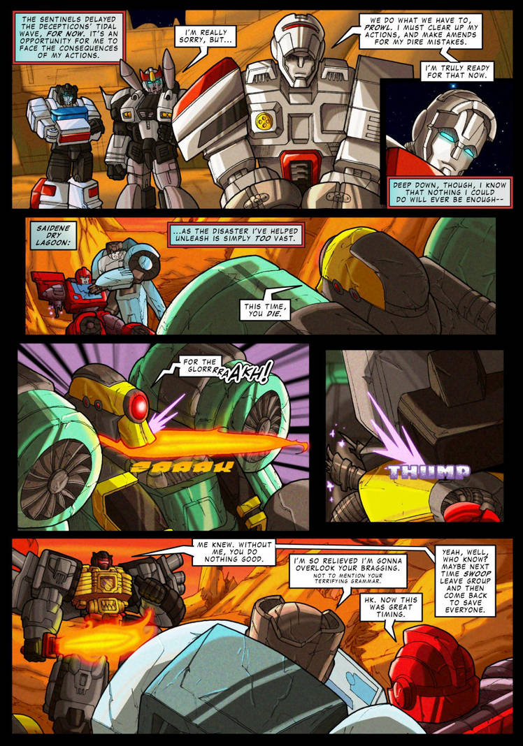 Jetfire/Grimlock - page 20 by Tf-SeedsOfDeception