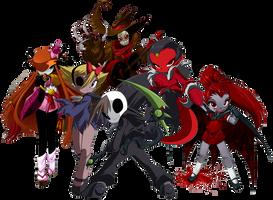 GTFDB Underworld Kids by jss2141