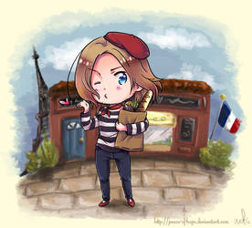 Happy Birthday, France by peace-of-hope