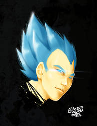 Speedpaint-Blugeta by ShouYume