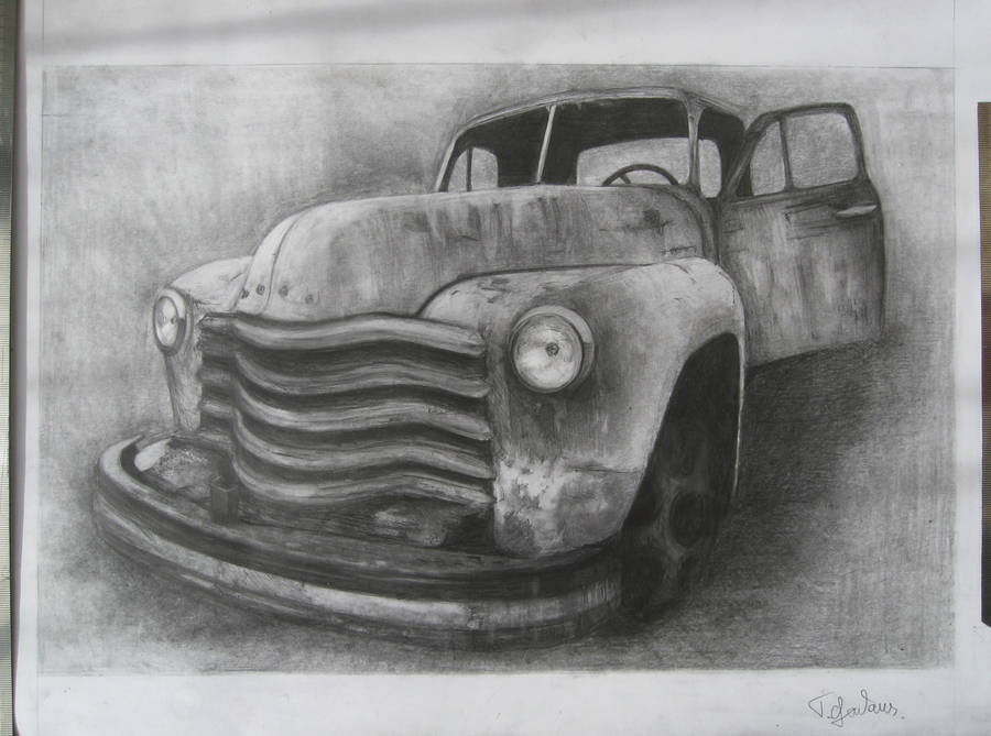 chill old car by nauoo